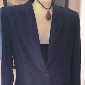 100% Linen Ralph Lauren Blazer Size 4